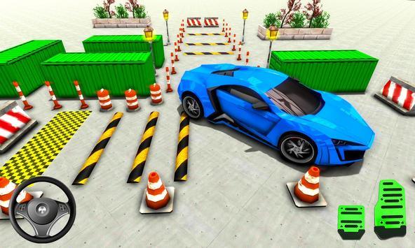 Classic Car Games 2021: Car Parking screenshot 3