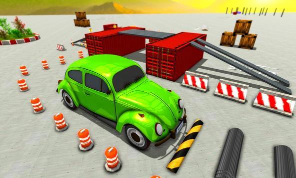 Classic Car Games 2021: Car Parking screenshot 8