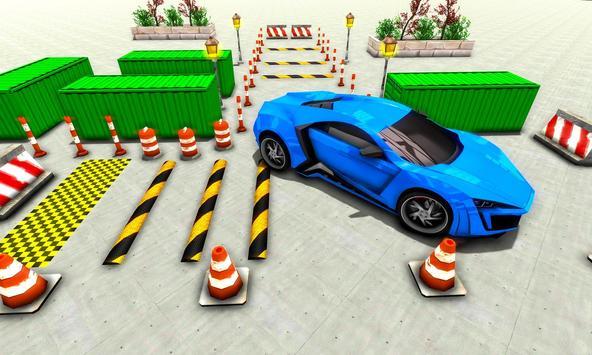 Classic Car Games 2021: Car Parking screenshot 9