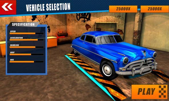Classic Car Games 2021: Car Parking screenshot 13