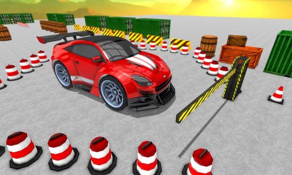 Classic Car Games 2021: Car Parking screenshot 11