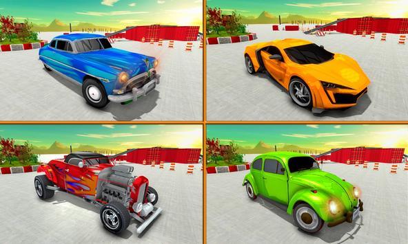 Classic Car Games 2021: Car Parking screenshot 1