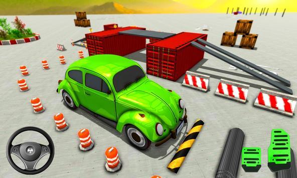 Classic Car Games 2021: Car Parking poster