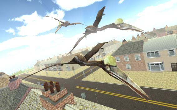 Flying Dinosaur Simulator V2 screenshot 3