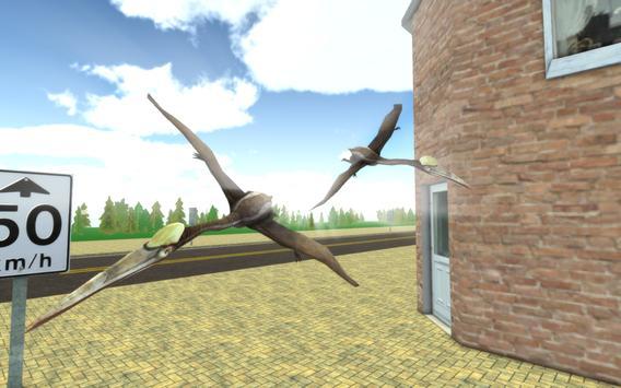 Flying Dinosaur Simulator V2 screenshot 4
