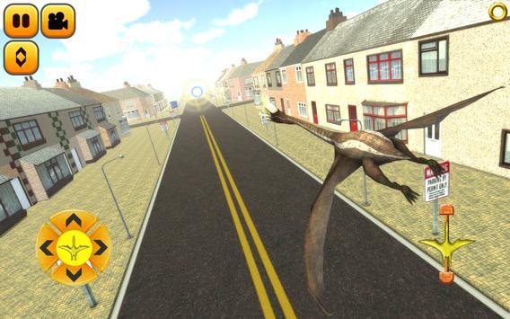 Flying Dinosaur Simulator V2 screenshot 5