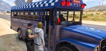 Polizei Stadt Reisebus Simulator 2019