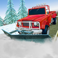 Snow Blower Games Truck Driver Simulator