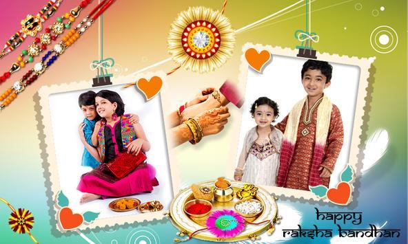 Raksha Bandhan Photo Frames Dual screenshot 2