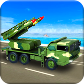 Army Missile Launcher Attack Best Army Tank War icon