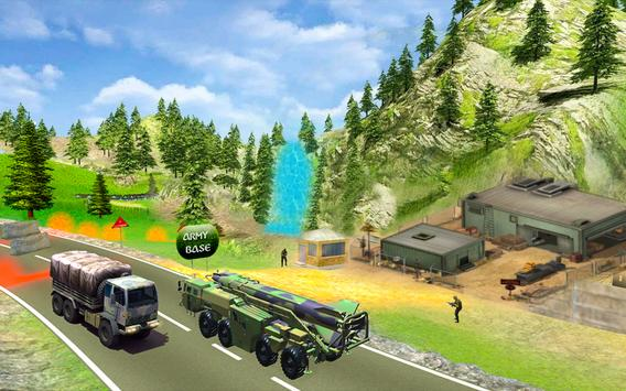 Army Missile Launcher Attack Best Army Tank War screenshot 3