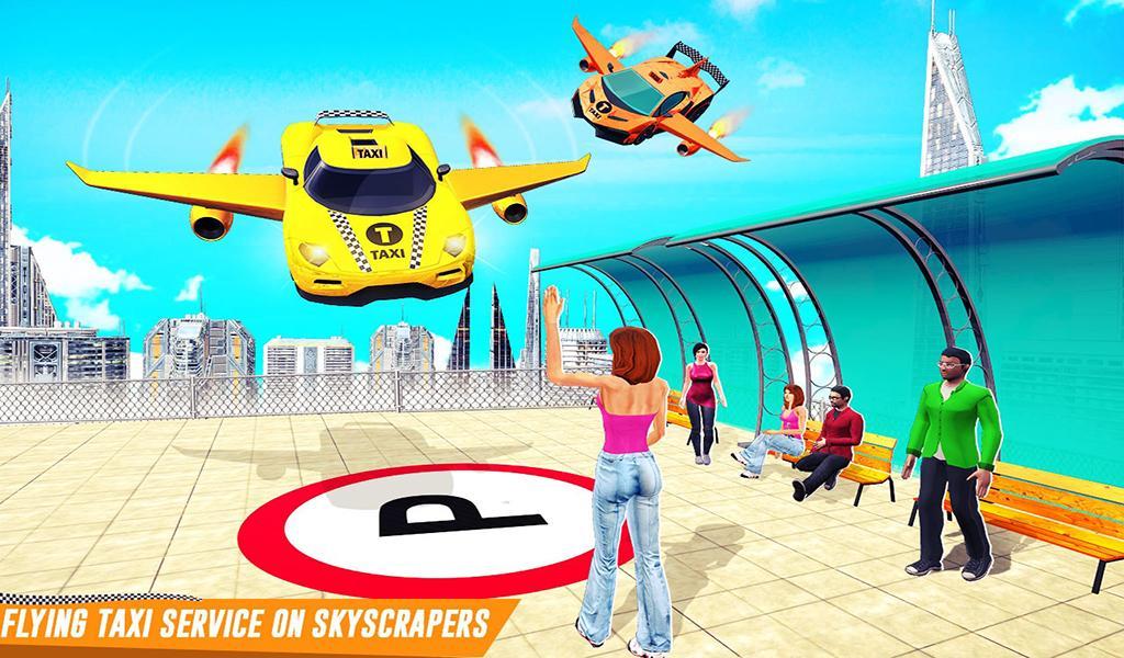 Taxi Fahren Spiele