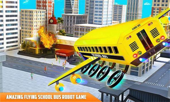 Flying School Bus screenshot 2