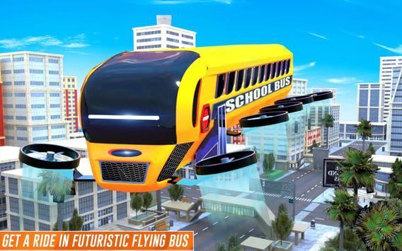 Flying School Bus screenshot 8