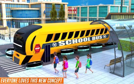Flying School Bus screenshot 9