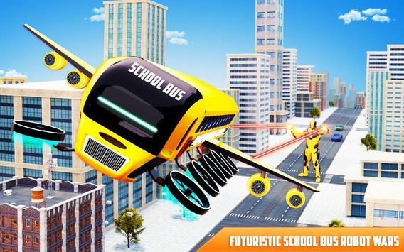 Flying School Bus screenshot 5