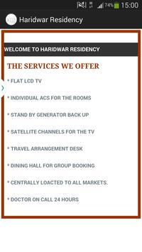 Haridwar Residency screenshot 2