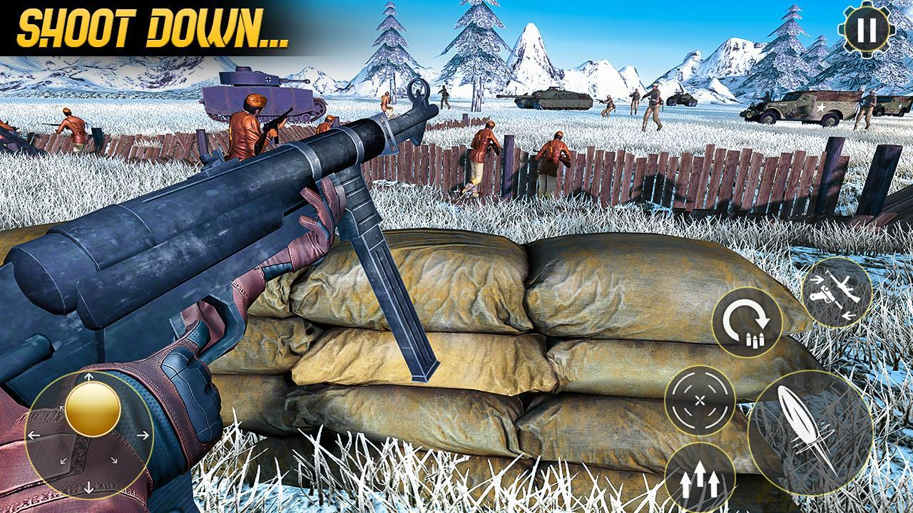 Heroes of World War 2: WW2 Winter War Games 2020 for Android - APK Download