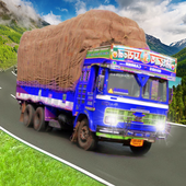 Indian Cargo Truck Driver Transport Games 2019 icon
