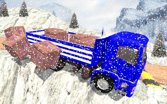 Indian Cargo Truck Driver Transport Games 2019 poster