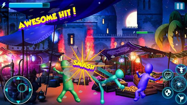 Stick Fighter 3d: New Stickman Fighting games 2020 screenshot 5
