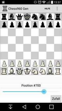 Chess960 Generator screenshot 2