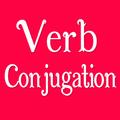 English Verb forms conjugator