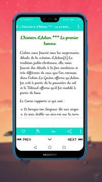 Histoires et Récits des prophètes (Français) screenshot 1