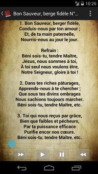 Chants de Victoire screenshot 5