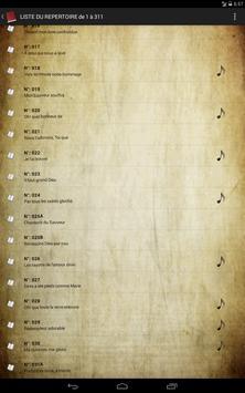 Chants de Victoire screenshot 6