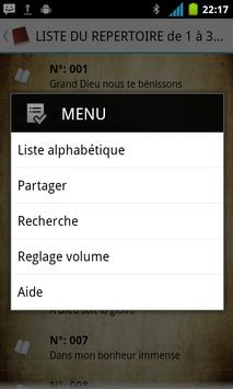 Chants de Victoire screenshot 7