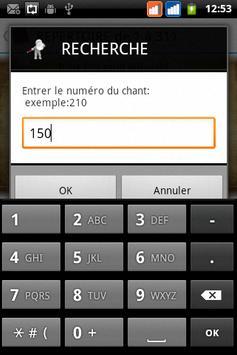 Chants de Victoire screenshot 1