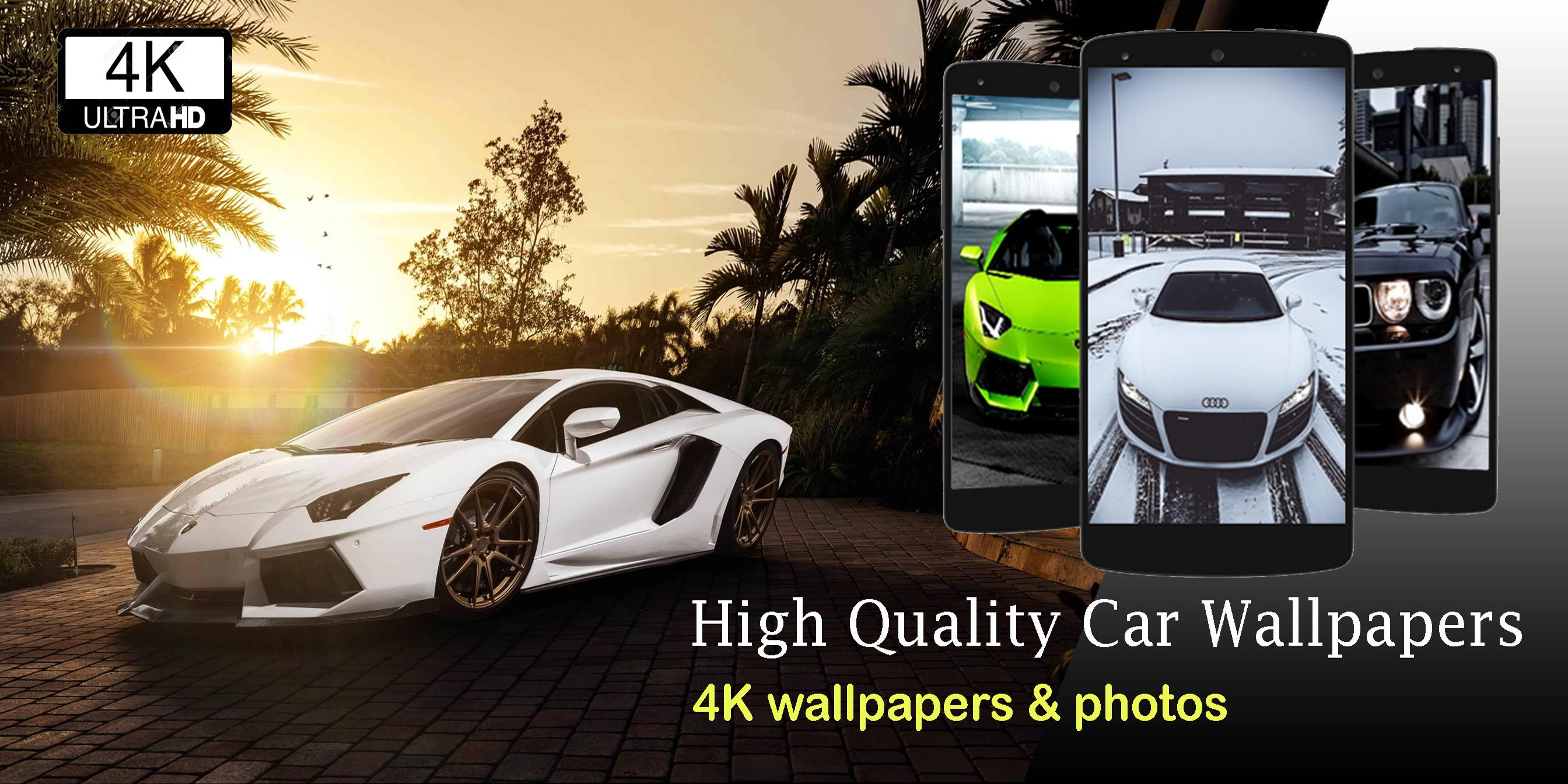 Car Wallpaper 4k Hd For Android Apk Download