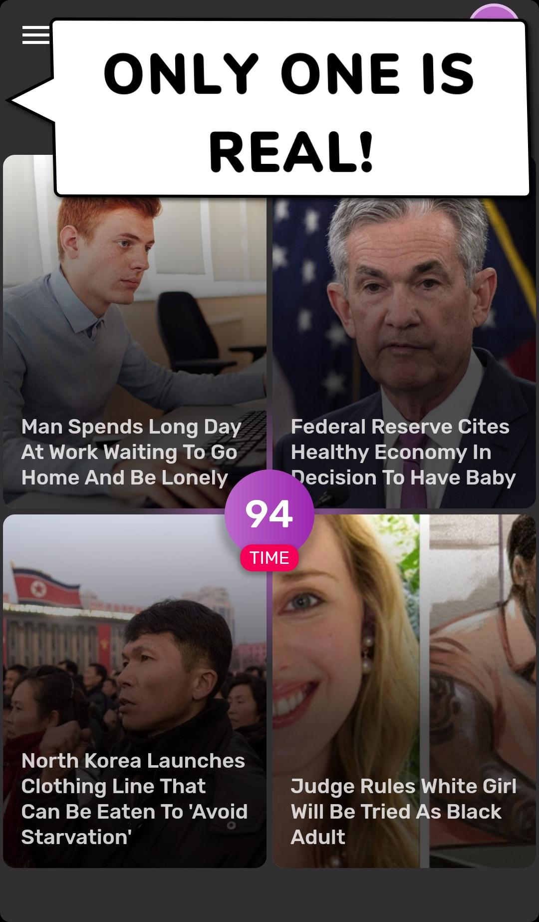 WTF: What The Fake news trivia game for Android - APK Download