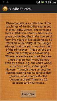 Buddha Lessons Cartaz