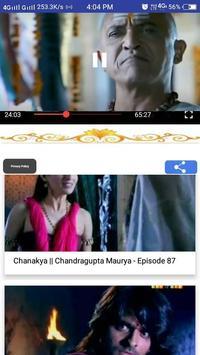 Chandragupta Maurya Video 100 Episode screenshot 3