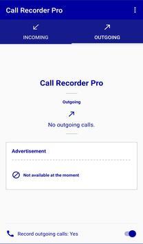 Auto Call Recorder Pro 截图 2