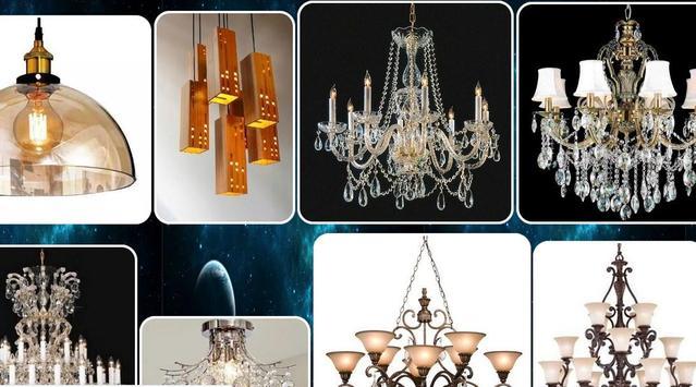 chandelier design screenshot 1