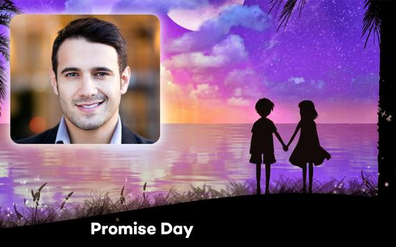 Happy Promise Day Photo Frame Valentine's Special screenshot 10