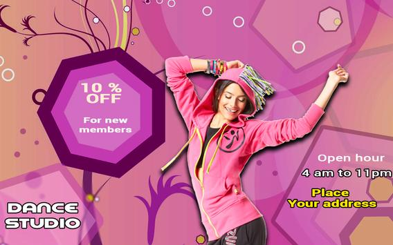 Poster Maker Flyer Designer Ads Page Photo Editor screenshot 6