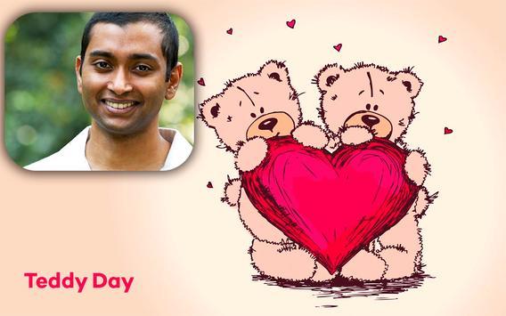 Teddy Bear Day Photo Frame Editor Valentine's Day screenshot 10