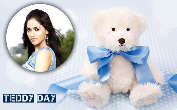 Teddy Bear Day Photo Frame Editor Valentine's Day screenshot 12