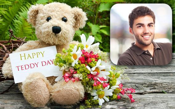 Teddy Bear Day Photo Frame Editor Valentine's Day screenshot 14