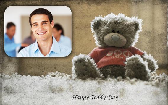 Teddy Bear Day Photo Frame Editor Valentine's Day screenshot 6