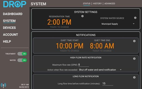 DROP Connect screenshot 9