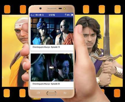 Chandragupta Maurya 100 Video Episodes screenshot 1