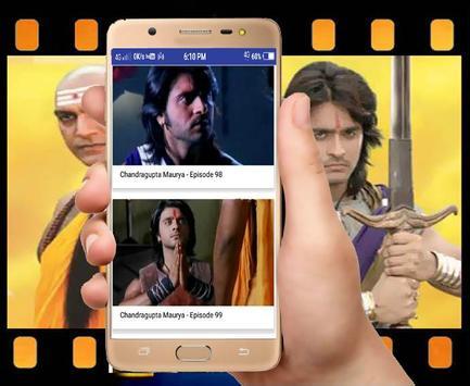 Chandragupta Maurya 100 Video Episodes screenshot 2
