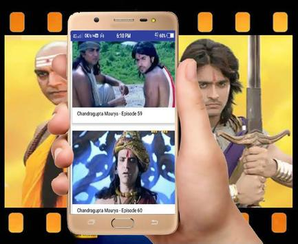 Chandragupta Maurya 100 Video Episodes screenshot 3