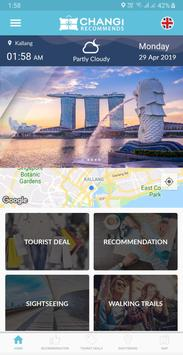 Changi Recommends Singapore Map screenshot 1