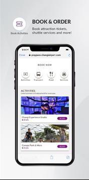 iChangi screenshot 4